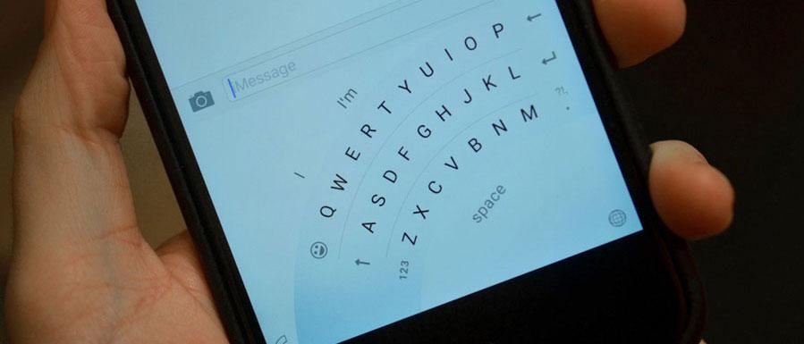 iOS Keyboard by Microsoft